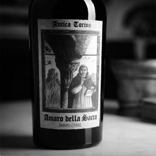 Amaro della Sacra, il nuovo prodotto di Antica Torino